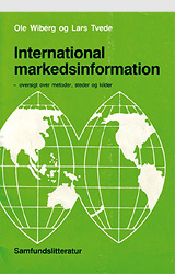 International markedsinformation